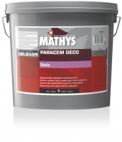 Paracem Deco Satin WIT