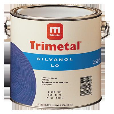 Silvanol Lo Trimetal Kleur