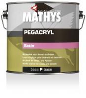 Pegacryl Satin KLEUR 2,5L