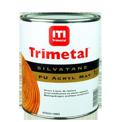 Silvatane PU Acryl Mat Trimetal