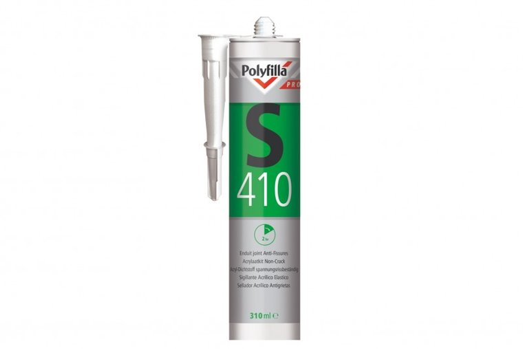Polyfilla Pro S410 Wit