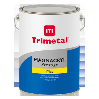 Trimetal Magnacryl Prestige Mat WIT/RAL9010/RAL9016