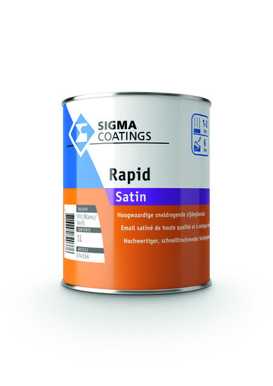 Sigma Rapid Satin Kleur