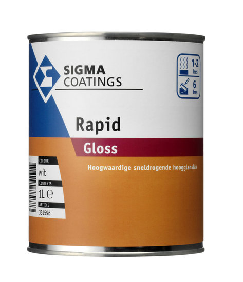 Sigma Rapid Gloss Kleur