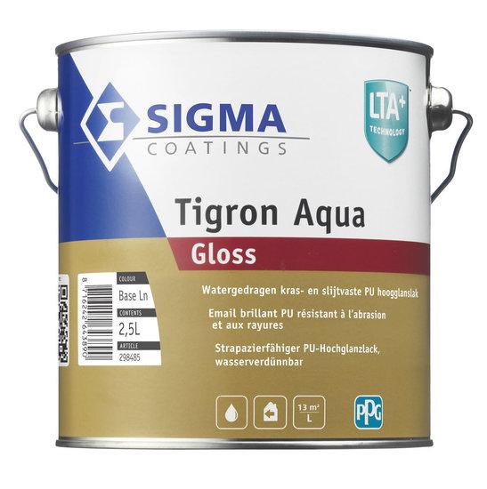 Sigma Tigron Aqua Gloss Wit