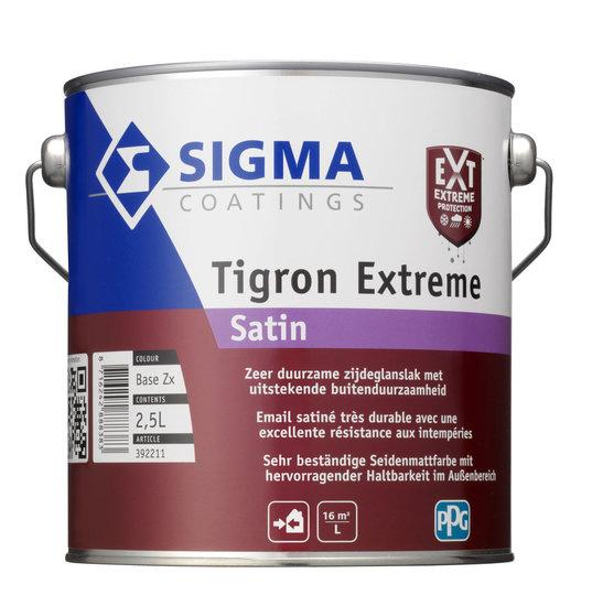 Sigma Tigron Extreme Satin Kleur