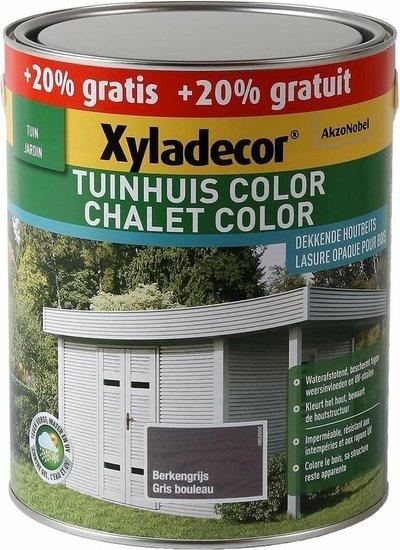 Xyladecor Tuinhuis Color 1l - 2,5l
