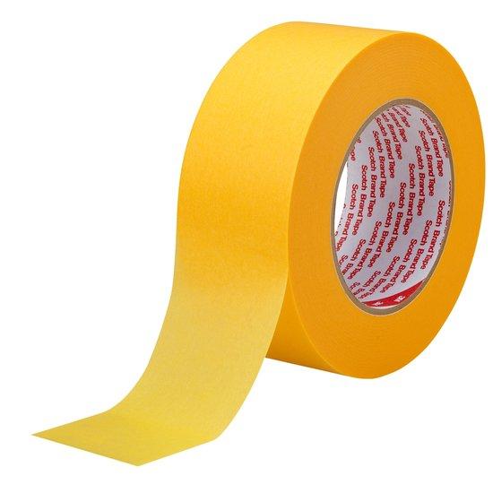 3M Afplak Tape Gold Geel