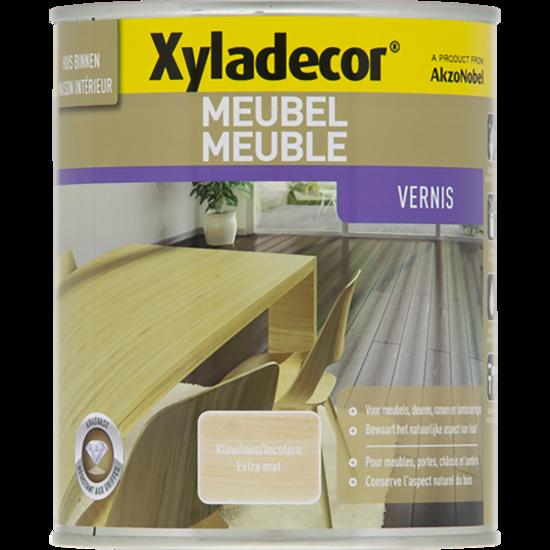 Xyladecor Meubel Vernis Extra Mat - Kleurloos