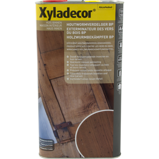 Xyladecor Houtwormverdelger BP Kleurloos
