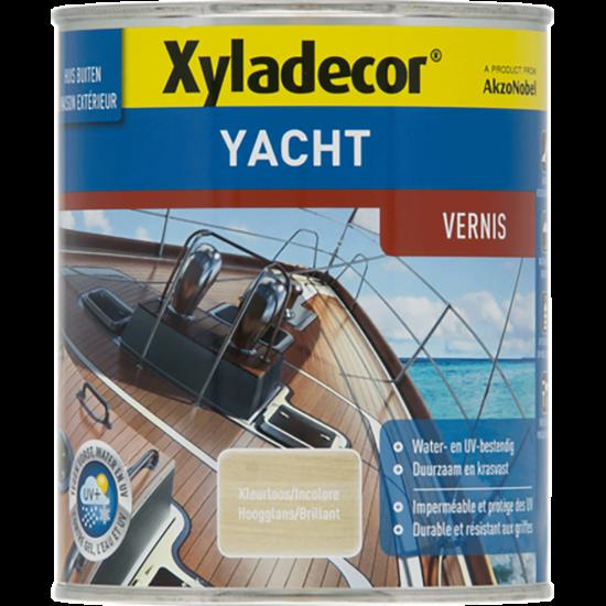 Xyladecor Yacht Vernis Hoogglans Kleurloos