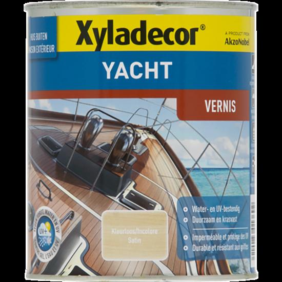 Xyladecor Yacht Vernis Satin Kleurloos