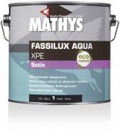 Fassilux Aqua XPE Satin WIT