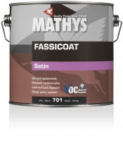 Fassicoat Satin WIT