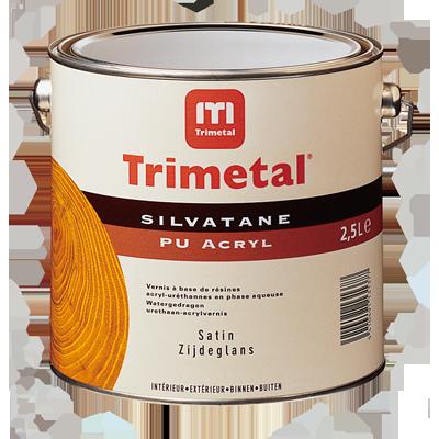 Silvatane PU Acryl Satin Trimetal