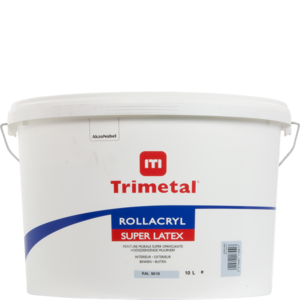 Rollacryl Superlatex Ral 9010
