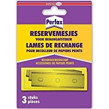 Perfax Reservemesjes