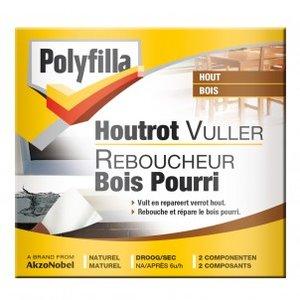 Polyfilla Houtrotvuller naturel 500g